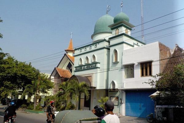 masjid-al-hikmah-joyodiningratan
